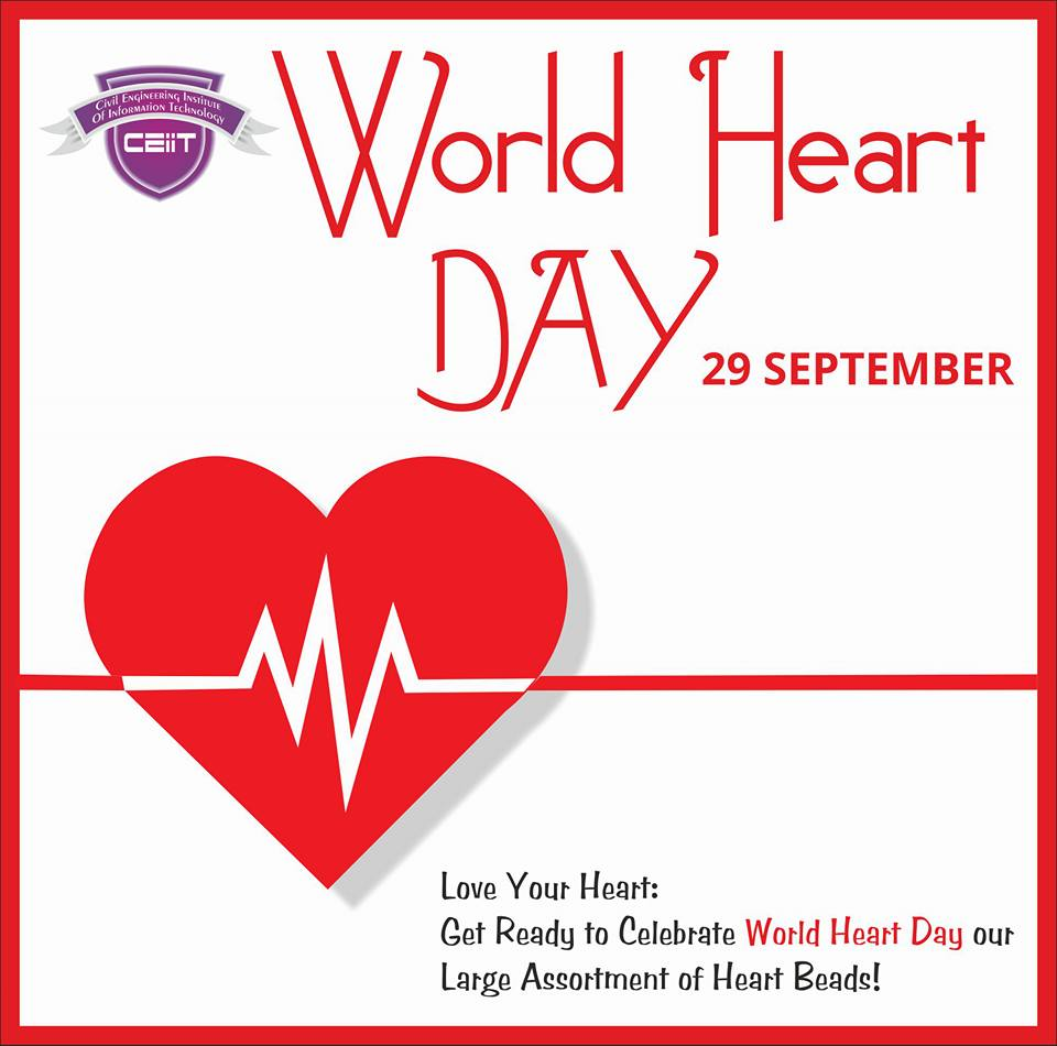 World Heart Day Wishes Lovely Pics