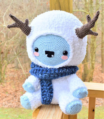 Crochet Pattern Designer SLEEPY SHEEP PATTERNS