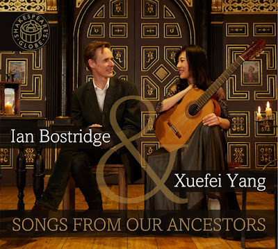 Songs from our Ancestors - Ian Bostridge, Xuefei Yang - Globe Music