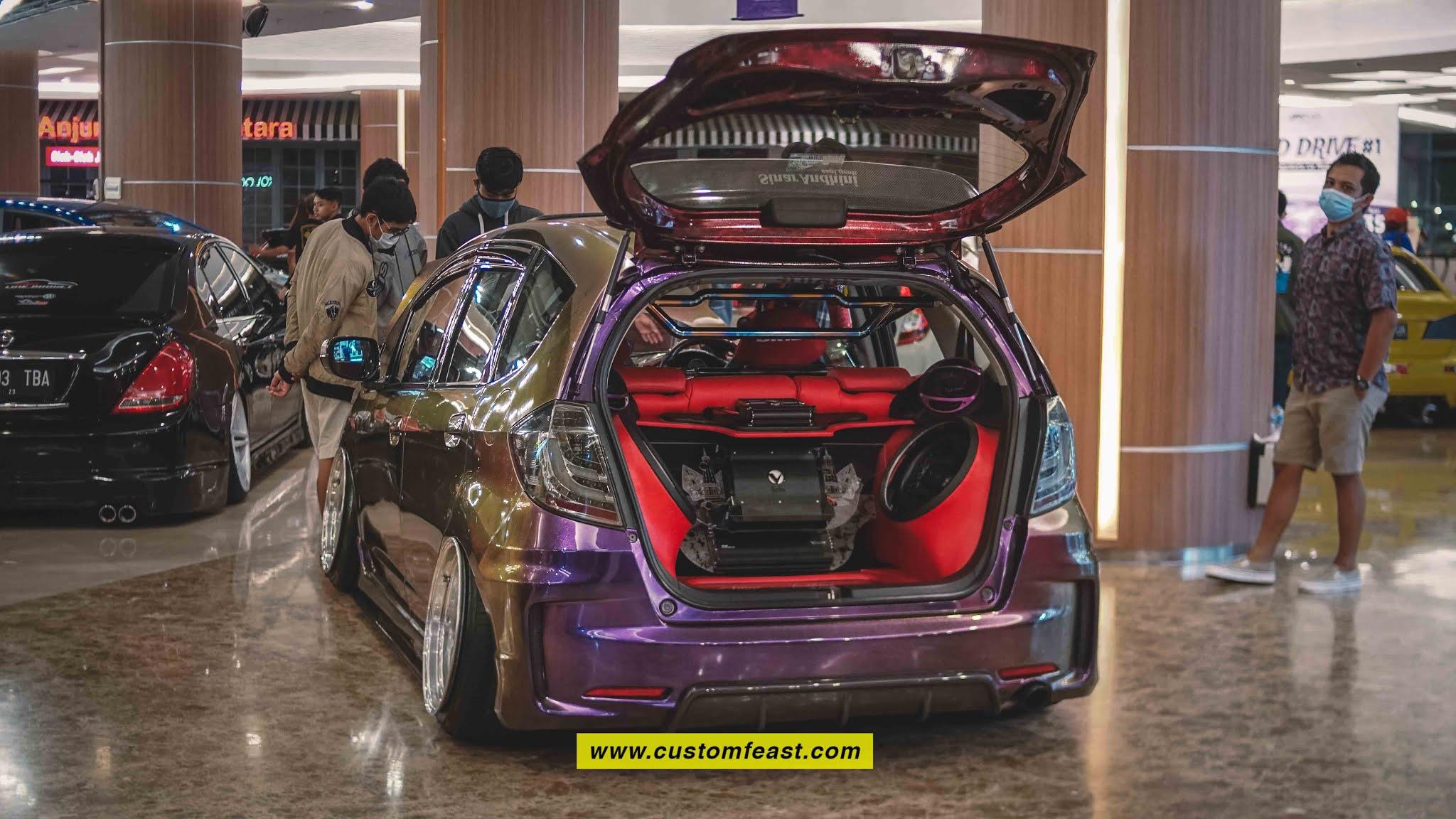 Honda Jazz Modified Ideas