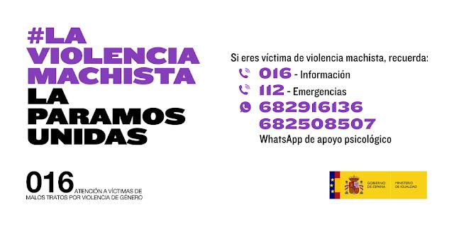 Banner Violencia Machista