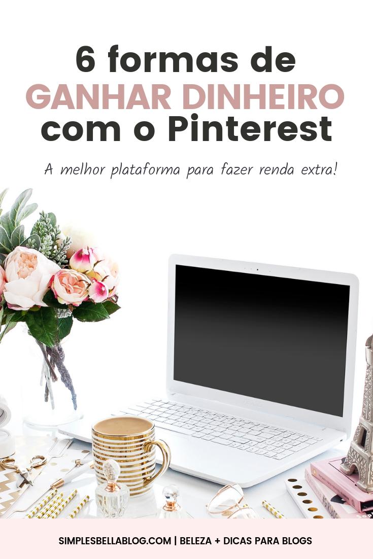 Como ganhar dinheiro no Pinterest