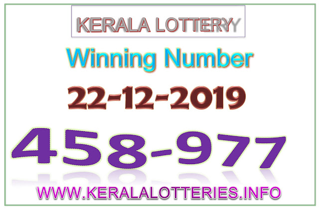 KERALA LOTTERY GUESSING WINNING NUMBER POURNAMI RN-423 DATED 22.12.2019