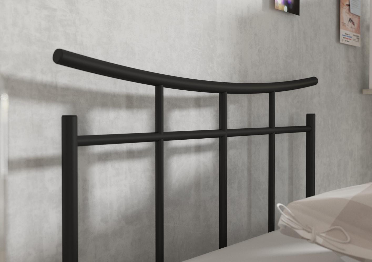 Łóżko metalowe Tokio (wzór 6P)