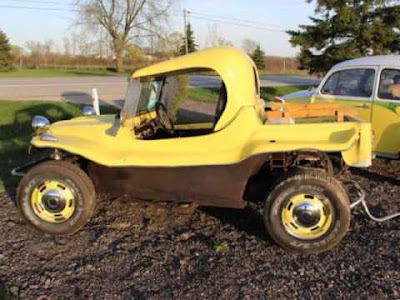 Modification Buggy Pickup
