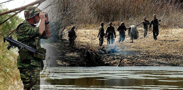 Έβρος: Η Ε.Ε. δίνει 6,7 εκατ. ευρώ για τη φύλαξη στα σύνορα