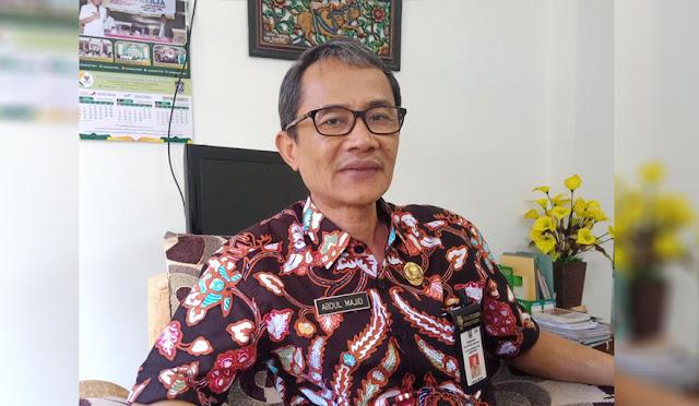 Kepala Dinas Koperasi dan Usaha Mikro Abdul Majid