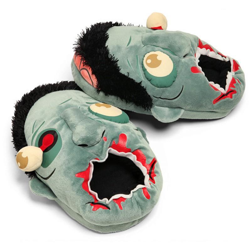 zapatillas de zombie· conlosochosentidos.es