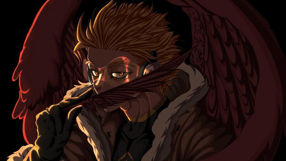 Hawks, Keigo Takami, My Hero Academia, 4K, #6.1467