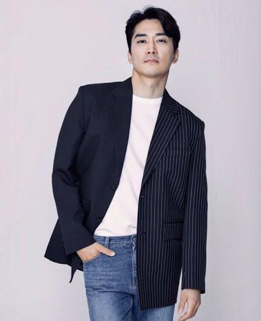 Biodata Song Seung Heon, Agama, Drama Dan Profil Lengkap