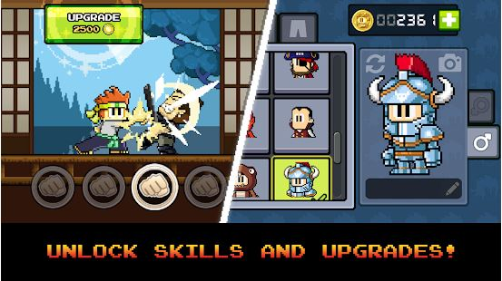 Download Dan the Man MOD APK 1.4.16 (Unlimited Money) For Android 1