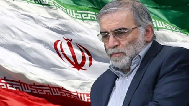 اغتيال العالم النووي الايراني 'محسن فخري زاده'