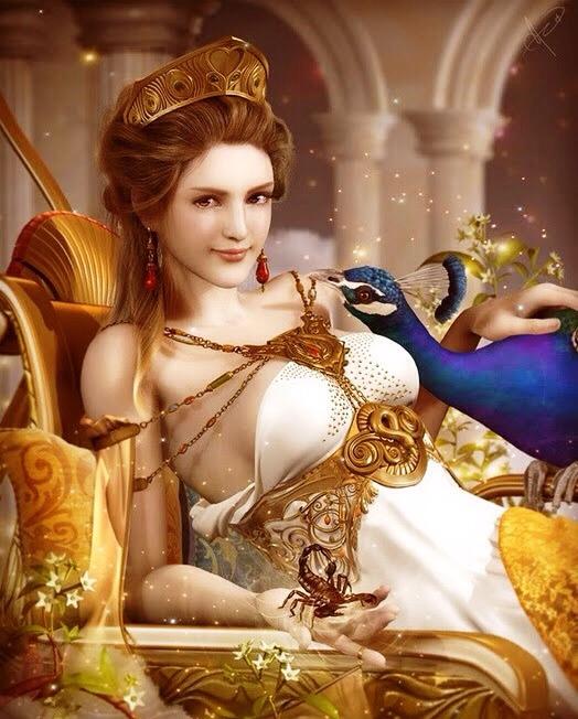 Arquétipos das Deusas - Hera