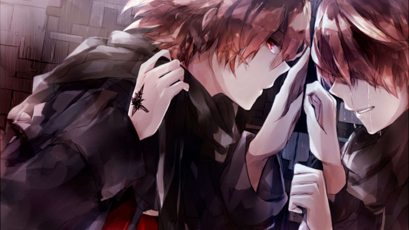 Foto keren ouma shu guilty crown