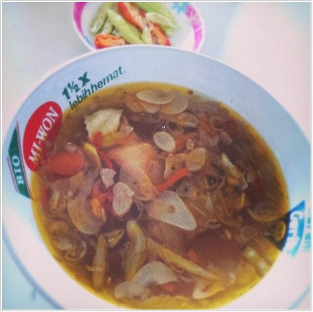 garang asem;10 Top Kuliner Kabupaten Tuban