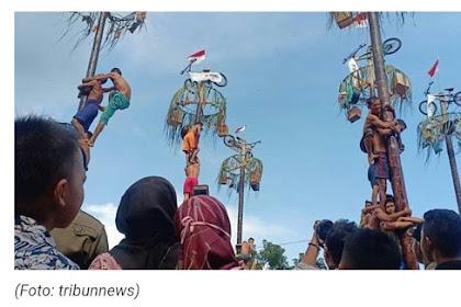 Walikota Langsa Tham Lomba Ék Pineung 17 Agustus, Meu-Belanda That Nyan