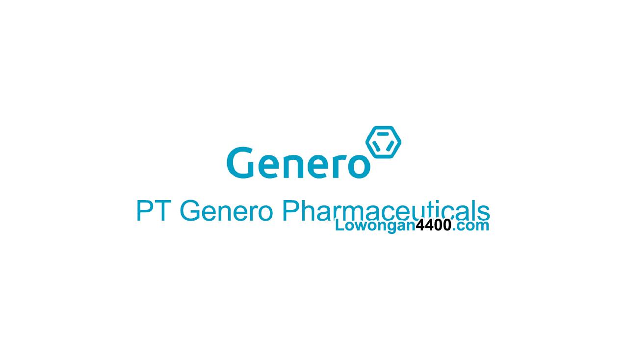PT Genero Pharmaceuticals