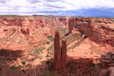 A Canyon de Chelly a Mackenna aranya egyik helyszíne