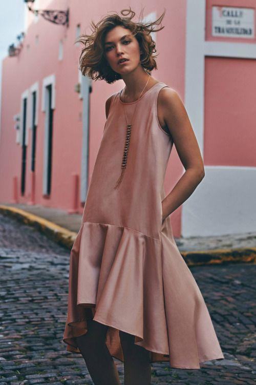 Сшить свободное платье 41