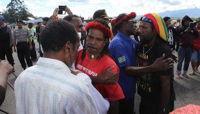 Datang ke Wamena, Niat Komnas HAM RI Kembali Ditolak Korban HAM Papua