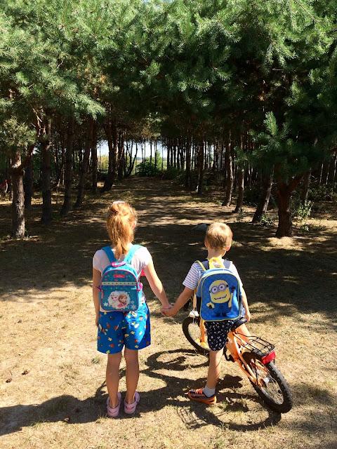 Wakacyjne wycieczki z dziećmi- o czym nigdy nie zapominam?