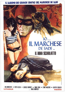 VIERGES POUR LE BOURREAU, affiche, poster, épouvante, Massimo Pupillo, Mickey Hargitay