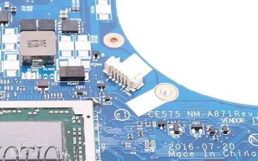 NM-A871 Rev 1.0 AMD Lenovo ThinkPad E575 Bios + EC