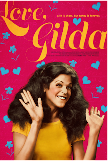 Magnolia Pictures and CNN Films Documentary LOVE, GILDA in theaters September 21, 2018