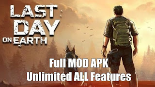 Download Last Day on Earth: Survival Mod Apk 1.16.1 Unlimited All Features