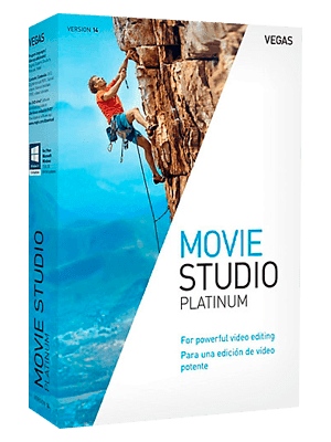 VEGAS Movie Studio Platinum