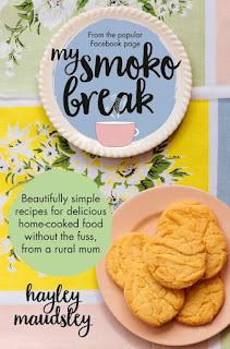 My Smoko Break by Hayley Maudsley book cover