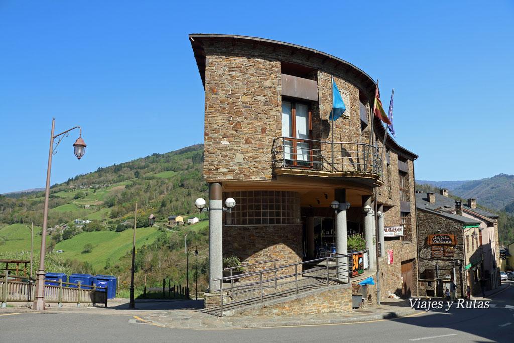 Atuntamiento de Taramundi, Asturias