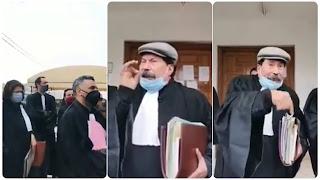 (بالفيديو) مجموعة من المحامين يوجهون نداء استغاثة... ويكشفون عن معلومات في غاية الخطورة....حقيقة إعتقال الاطفال و شبابو فتح الحدود و... و ....
