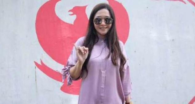 Maia Estianty Sumbang Rp 100 Juta untuk Julia Perez