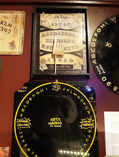 Buckland Museum of Witchcraft and Magick. Cleveland, Ohio. Raymond Buckland. Quija. Occult. Wicca