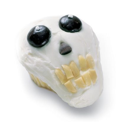 Sweet Skull Cupcakes Recipe
