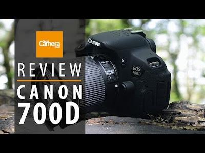 Gambar Foto Kamera Canon EOS 700D