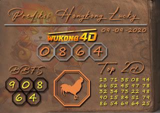 Prediksi Togel HONGKONG LUCKY 7 WUKONG4D 09 SEPTEMBER 2020