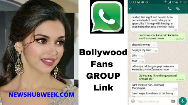 Join 50+ Bollywood Fans Whatsapp Group Links Latest Update