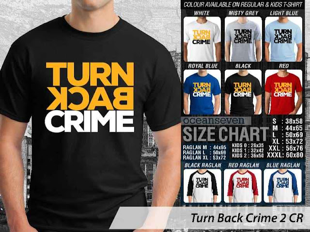 Turn Back Crime 2 CR