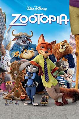 Zootopia 2016 Dual Audio ORG Hindi 720p BluRay 900mb