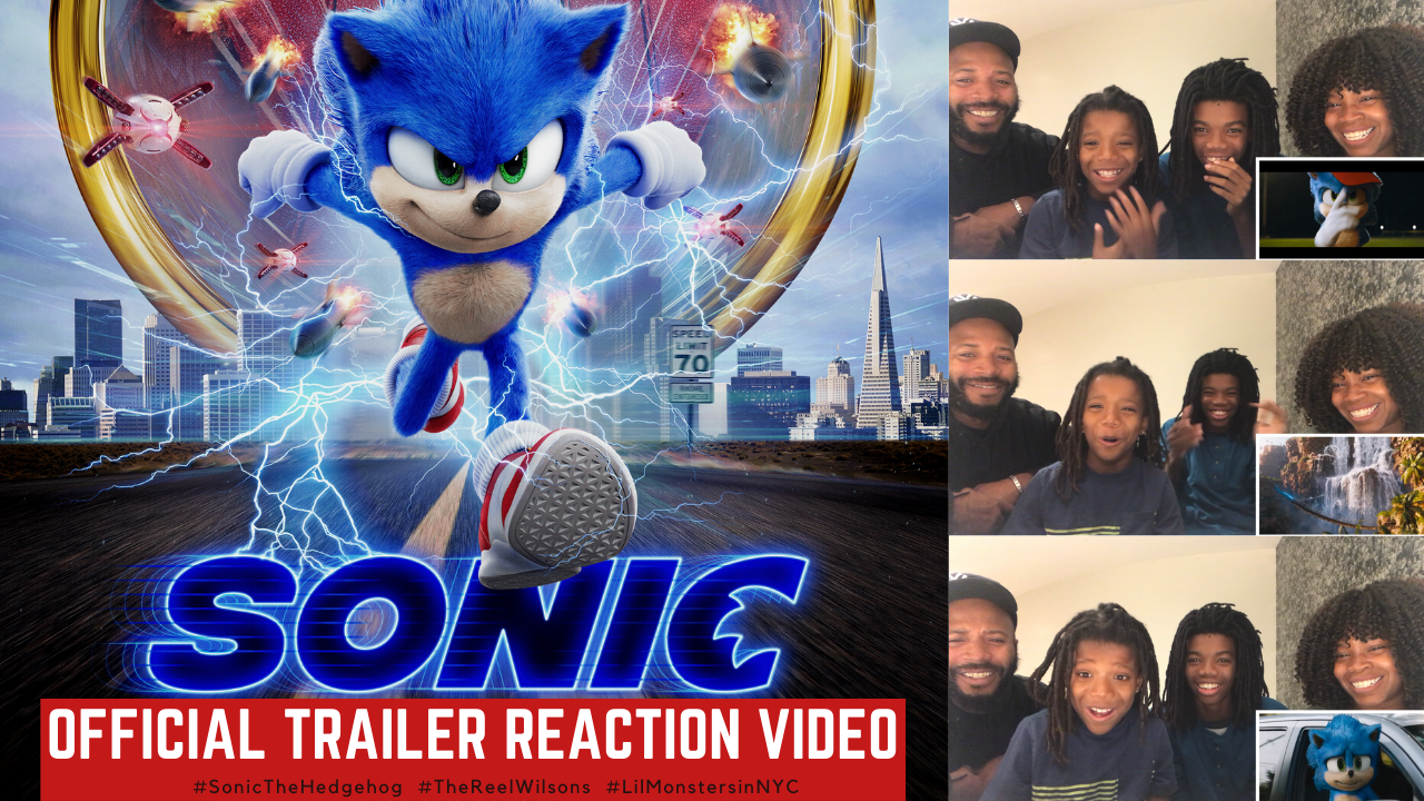 Dellah S Jubilation Trailer Reaction Sonic The Hedgehog Redesign With Legit Gloves And Fresh Pair Of Kicks Is Way Cooler