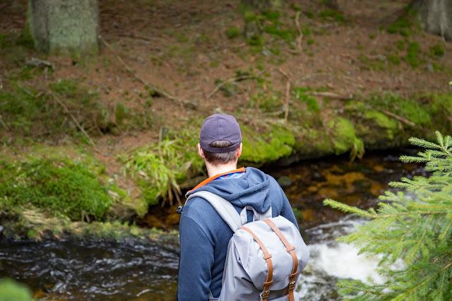 Auf vergessenen Wegen von Finsterau nach Buchwald  Wandern im Bayerischen Wald  Wanderung Nationalpark Bayerischer Wald 07