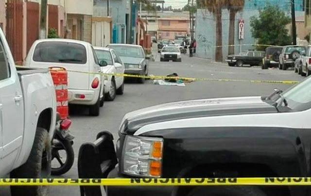 Un negro fin de semana se vive en Tijuana