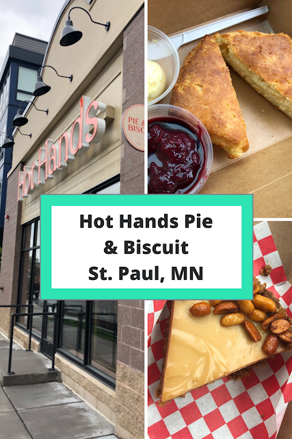 Hot Hands Pie & Biscuits in St. Paul, Minnesota Delights Taste Buds with Pure Food Magic