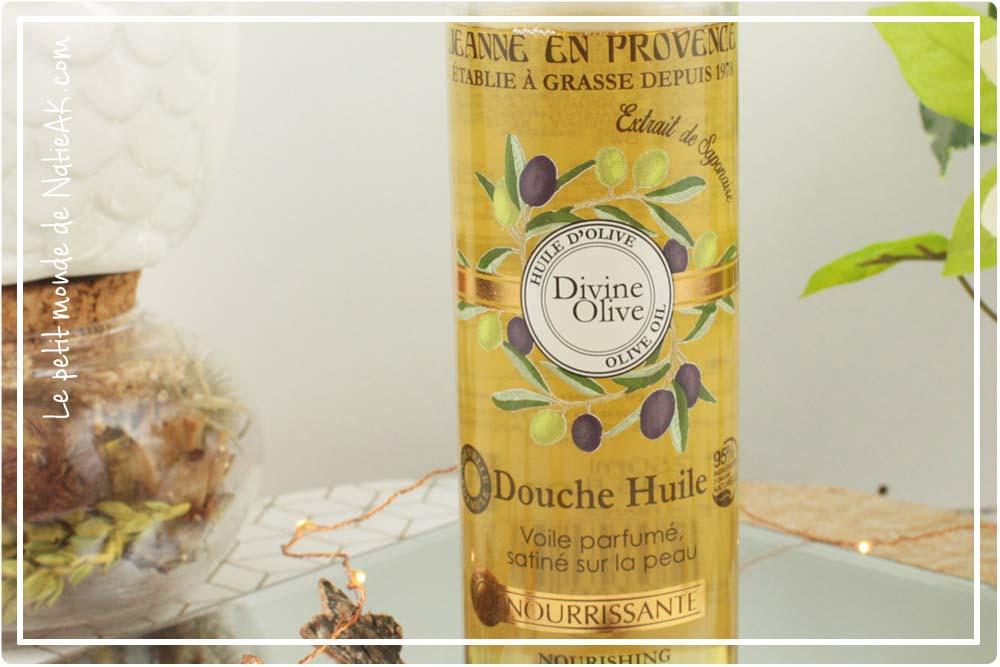 gel douche Jeanne en Provence