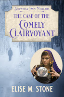 Cover for The Case of the Comely Clairvoyant