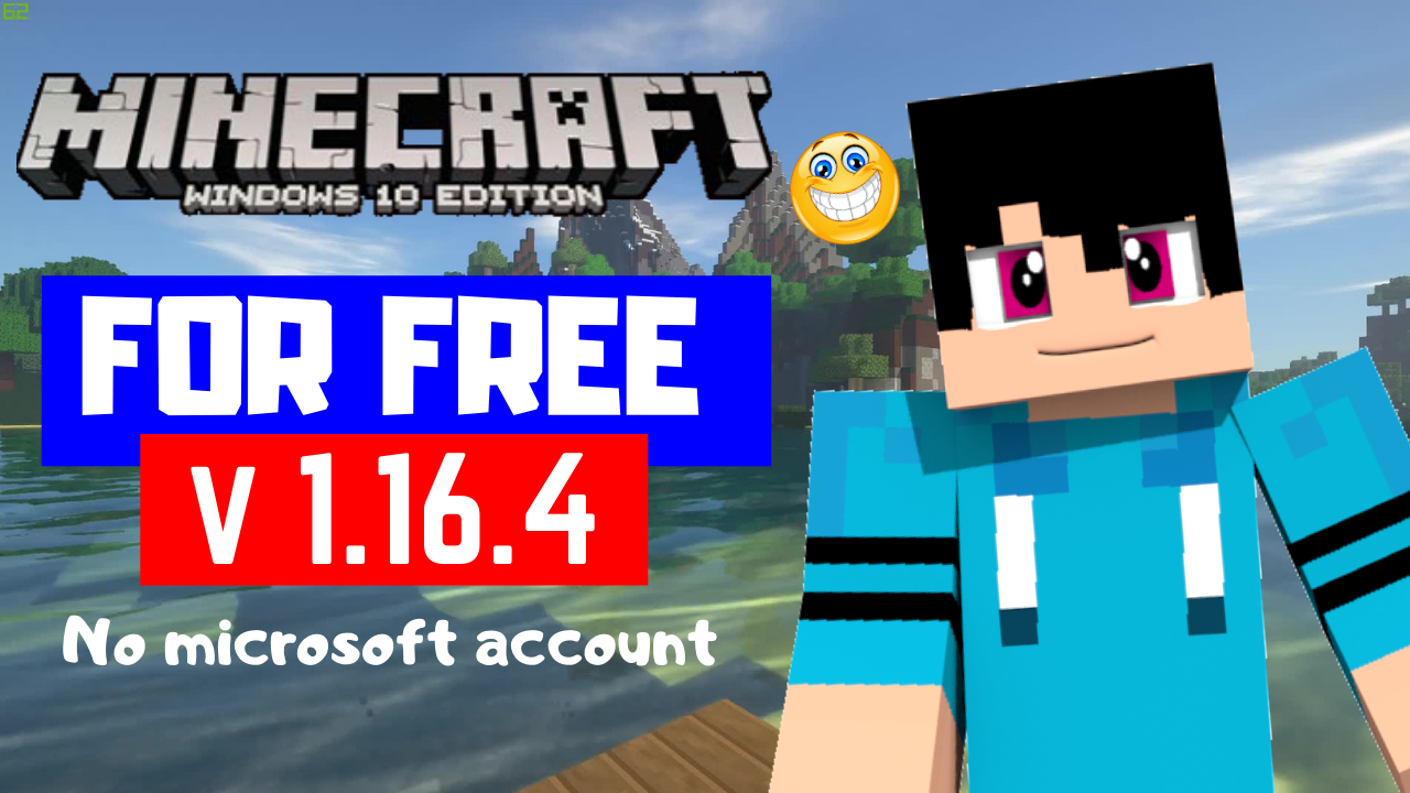 Gamer Io Pc Expert How To Download Minecraft Windows 10 Edition For Free V 1 16 4 No Microsoft Account