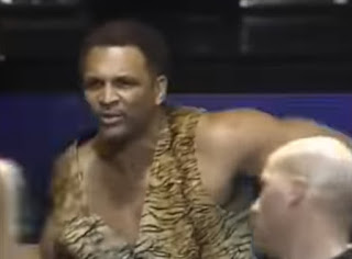 WWA - The Revolution 2002 -  Ernest 'The Cat' Miller grew some hair