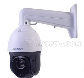 "Camera Hikvision 4"" IR PTZ (Plastic housing)  DS-2AE4223TI  <del>Rp Rp 6.000.000</del> <price>Call Us</price> <code>Camera-Hikvision-PTZ-DS-2AE4223TI-001</code>"